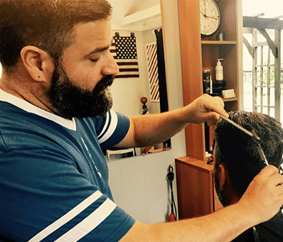Joey Casto-Provincetown-Barber